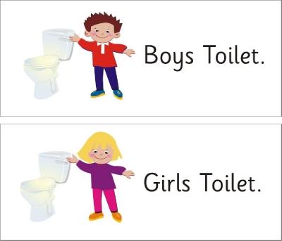 Bathroom Signs Sparklebox boys and girls toilet signs sb1098 sparklebox » home design 2017