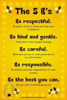 Hookup golden rules
